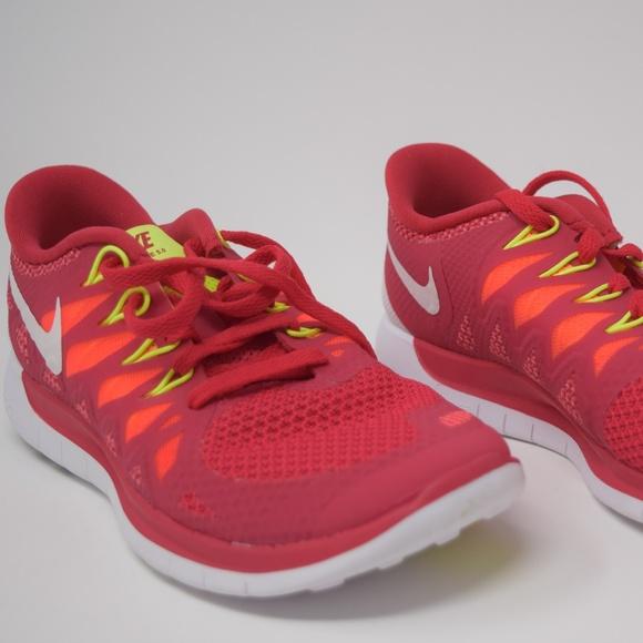 buy online 5695e ae571 Nike Free 5.0 642199-601 Women s Running New